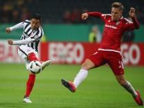 Eintracht Frankfurt v FC Ingolstadt - DFB Cup