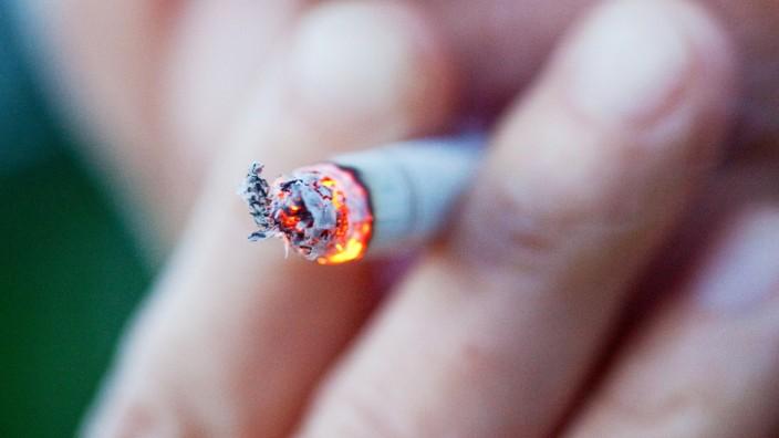 Rauchen Zigarette