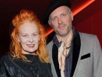 Joe Corré mit seiner Mutter Vivienne Westwood