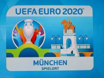Football Soccer - UEFA Euro 2020 Munich Logo Launch
