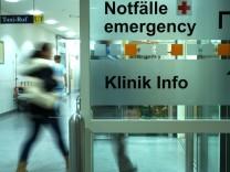Notfallzentrum im Klinikum Bogenhausen, 2015