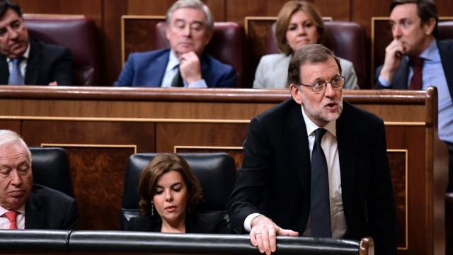 Mariano Rajoy Spanien