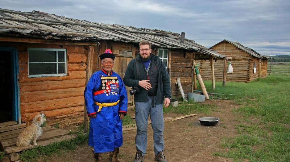 reise mongolei