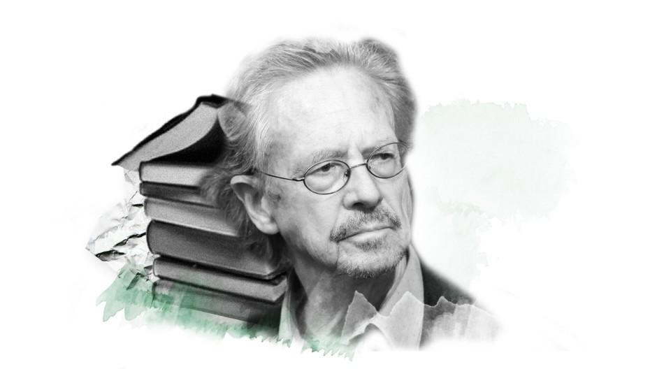 "Peter Handke ""Hass auf Kunst"" zu Peter Handke"