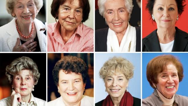 Kandidatinnen zur Bundespräsidentenwahl