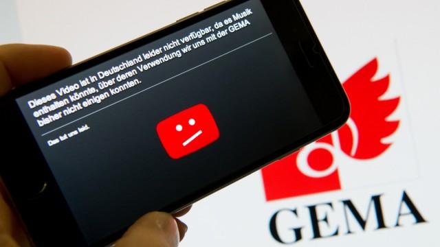YouTube und Gema einigen sich