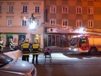 Drei Tote bei Brand in München