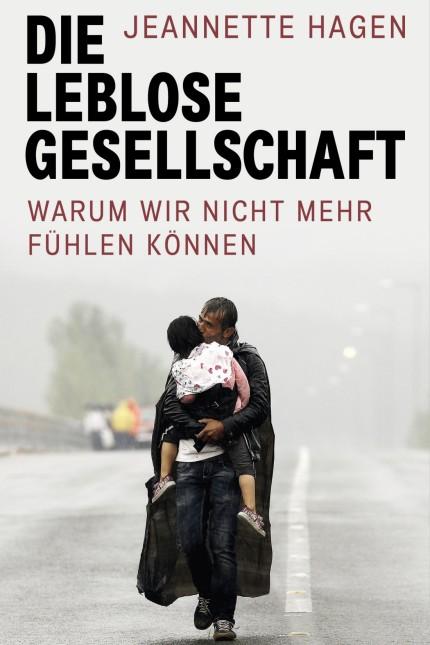 """Jeannette Hagen """"Die leblose Gesellschaft"""""""