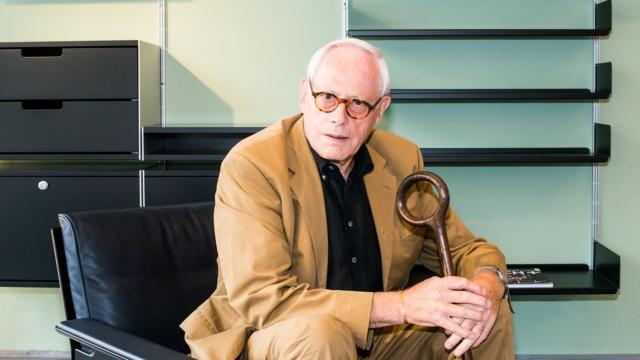Süddeutsche Zeitung Gesellschaft Interview mit Dieter Rams