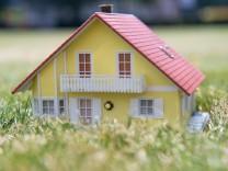 Sparen und tilgen - Sofortfinanzierung mit der Bausparkasse