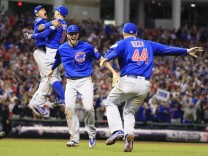 Chicago Cubs at Cleveland Indians