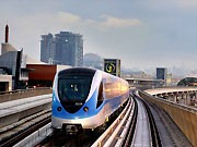 S-Bahn, Dubai, obs/ Government of Dubai, Department of Tourism and Commerce