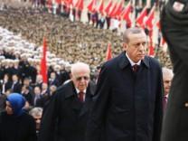 Turkish Republic's Day rally in Ankara