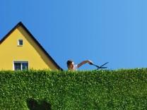 Mädchenfrage Hausbau