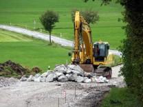 Sanierung der Rotter Straße in Dießen