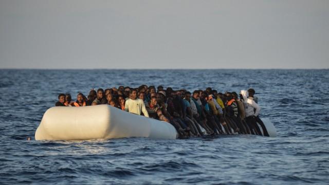 Flüchtlinge Migration