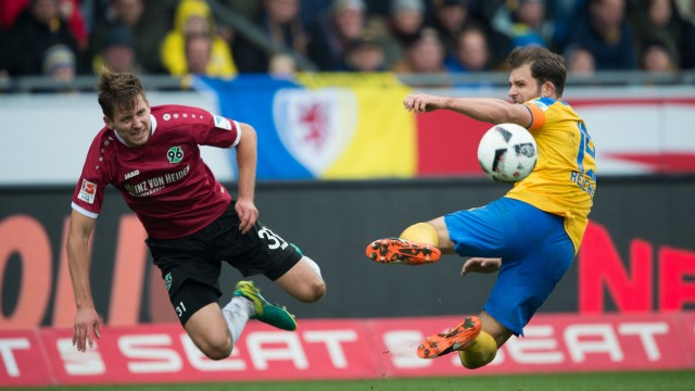 Eintracht Braunschweig - Hannover 96