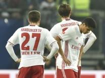 HSV Hamburg v Borussia Dortmund - German Bundesliga