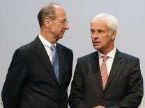 Hauptversammlung der Porsche Automobil Holding SE
