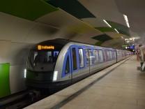 München U-Bahn