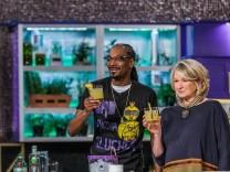 jetzt.de/ Kochshow/ Snoop Doog und Martha Stewart