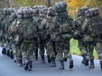 Werbekampagne der Bundeswehr
