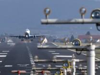 Kürzester internationaler Linienflug der Welt