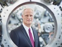 Carl Martin Welcker, künftiger VDMA-Präsident