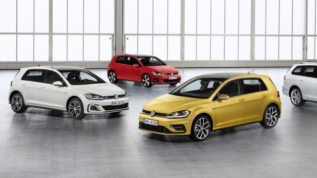 VW Golf fährt mit viel neuer Elektronik in die zweite Halbzeit