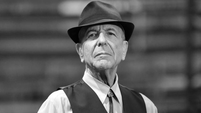 Leonard Cohen tot
