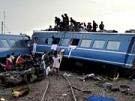 Viele Tote bei Zugunglück (Bild)