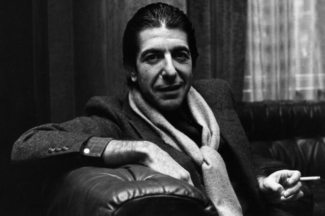 FILE: Leonard Cohen Dies At 82