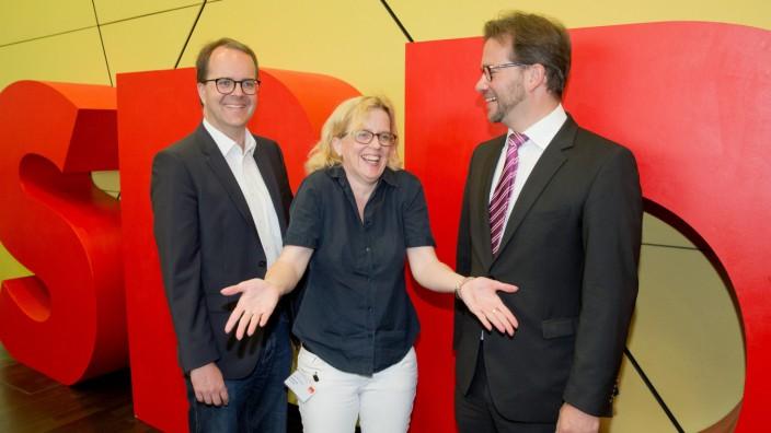 Programmkonferenz der Bayern-SPD