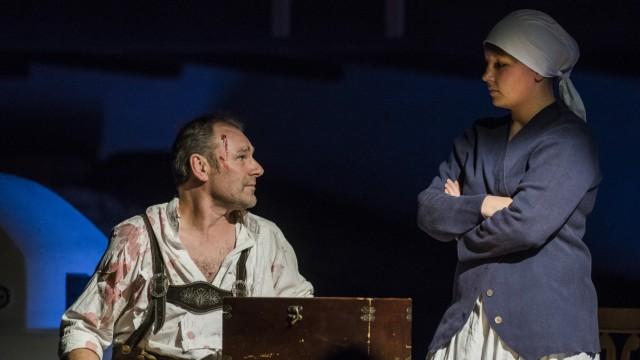 Aying, Sixthof, Theater der Ayinger Gmoa Kultur 'Brudermord in Aying',
