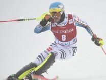 Men's Slalom in Levi