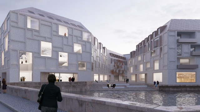 Architekten Nürnberg architektur nürnberg bekommt ein deutsches museum bayern
