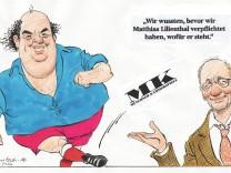 Hanitzsch-Karikatur für MRB-Forum 14.11.2016