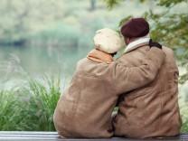 Älteres Paar