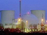 dpa, Atomkraftwerk, Biblis, Hessen, Atomausstieg, FDP, CDU, Koalition