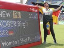 Rio 2016 Paralympic Games Rio de Janeiro 17 09 2016 Gold fuer Birgit Kober GER TSV Bayer 04 Lev