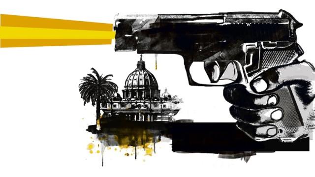 Feuilleton Die Mafia und der Vatikan