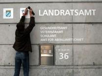 Neubau Landratsamt