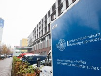 Universitätsklinikum Eppendorf in Hamburg