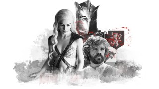 """Game of Thrones Serie """"Hass auf Kunst"""""""