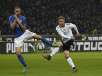 Football Soccer - Italy v Germany- International Friendly Match