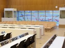 Neuer Hochsicherheitsgerichtssaal in München