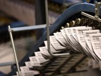 60 Jahre Presserat - Tageszeitungen