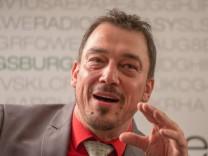 Dr Linus Förster MdL europapolitischer Sprecher der SPD Landtagsfraktion Bayern Einzelbild ang