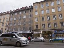 Tödlicher Wohnungsbrand in München, 2016
