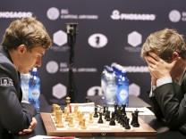 Magnus Carlsen, Sergey Karjakin